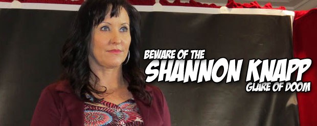 Invicta FC president Shannon Knapp lays the smackdown on shady managers in MMA