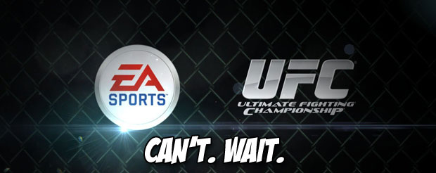 This EA UFC teaser trailer does exactly what it's supposed to do, and makes us yearn for more