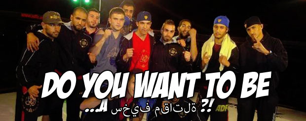 The United Arab Emirates made a reality show identical to UFC's TUF, and the 10th episode just aired…