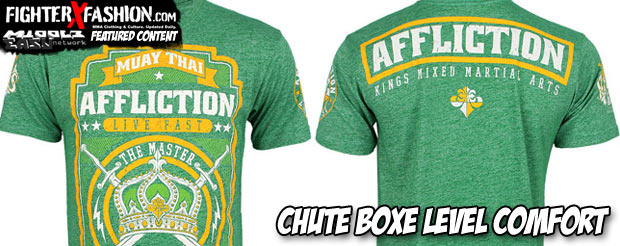 FighterXFashion | The Affliction Gym Series T-shirts are pretty cool