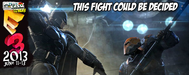Watch Batman play with all of his wonderful toys in Arkham Origins