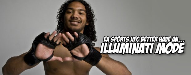 This is what Ben Henderson will look like in EA Sports UFC
