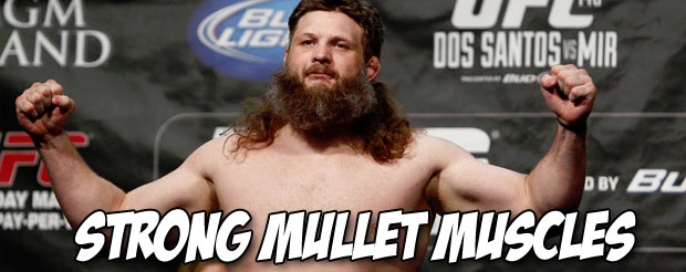 A doctor explained why Roy Nelson doesn't get knocked out, and it's not because of his mullet