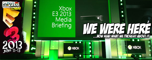 This is EVERYTHING you need to know about this morning's Xbox E3 2013 media briefing