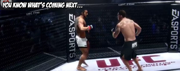 Here's the EA UFC full-length E3 trailer!