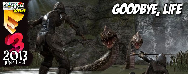Admit it, none of us will have lives or relationships outside Elder Scrolls: Online when it launches