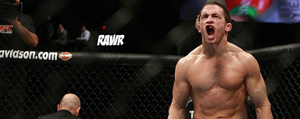 Jake Ellenberger says Rory MacDonald was created by the media