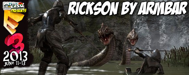 Check out a closer look at The Elder Scrolls Online