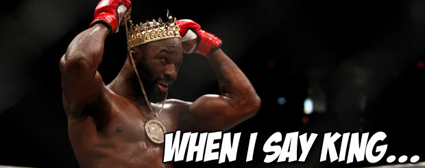 The Bellator face off between King Mo and Seth Petruzelli was pretty hilarious