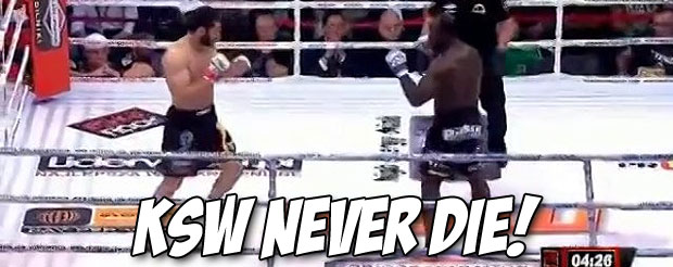 If you missed Melvin Manhoef vs. Mamed Khalidov at KSW 23, this is what happened…