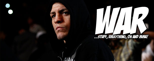 Check out Nick Diaz's War MMA appearing on 'Good Day Sacramento'
