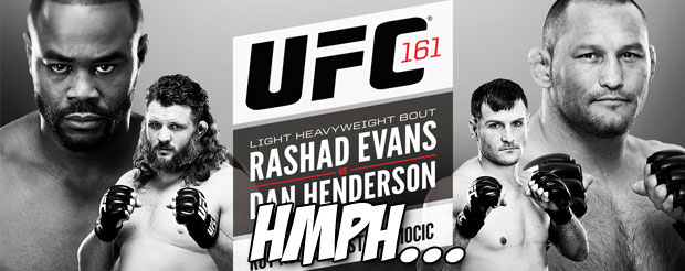 So, UFC 161 just happened and we have no .gifs to show you…