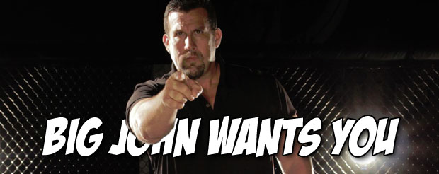 Big John McCarthy talks about when Wallid Ismail knocked down Tank Abbott in a barfight, and Mark Coleman going nuts