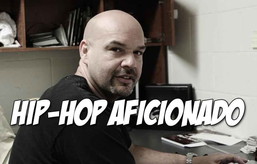 Ed Soares talks about his love for hip-hop and how Biggie is the greatest rapper of all time