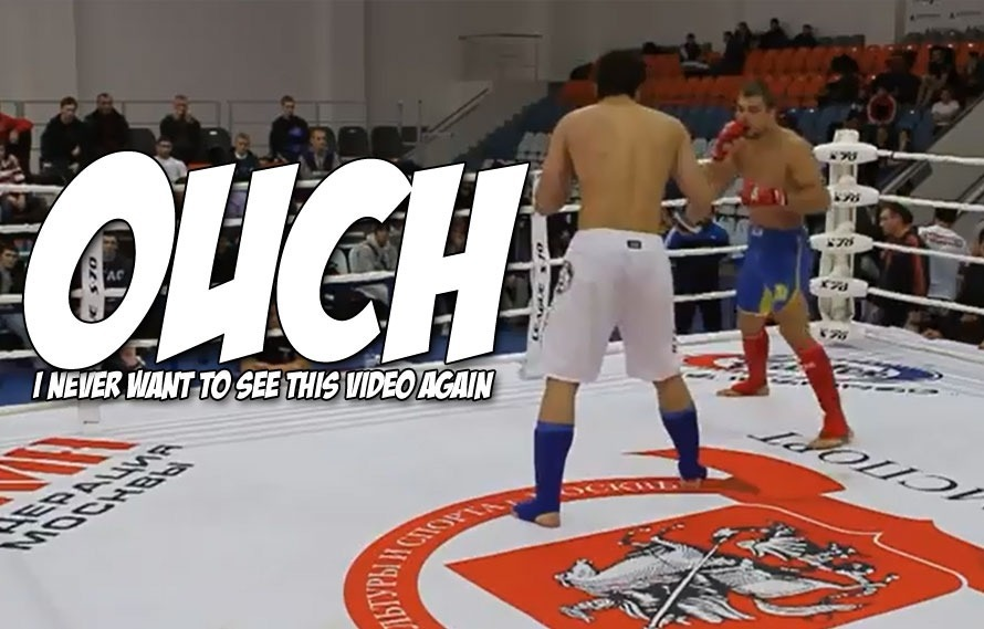 This spinning heel kick to the liver is so brutal that it will change the color of your urine