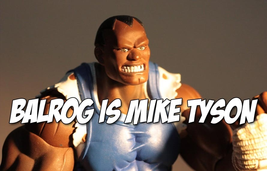 This Mike Tyson x Balrog mash-up highlight is all you need in your life