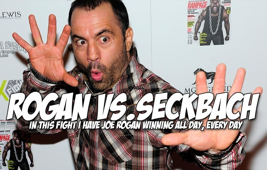 Boxing's Elie Seckbach trashes Joe Rogan for discussing Rousey vs. Mayweather