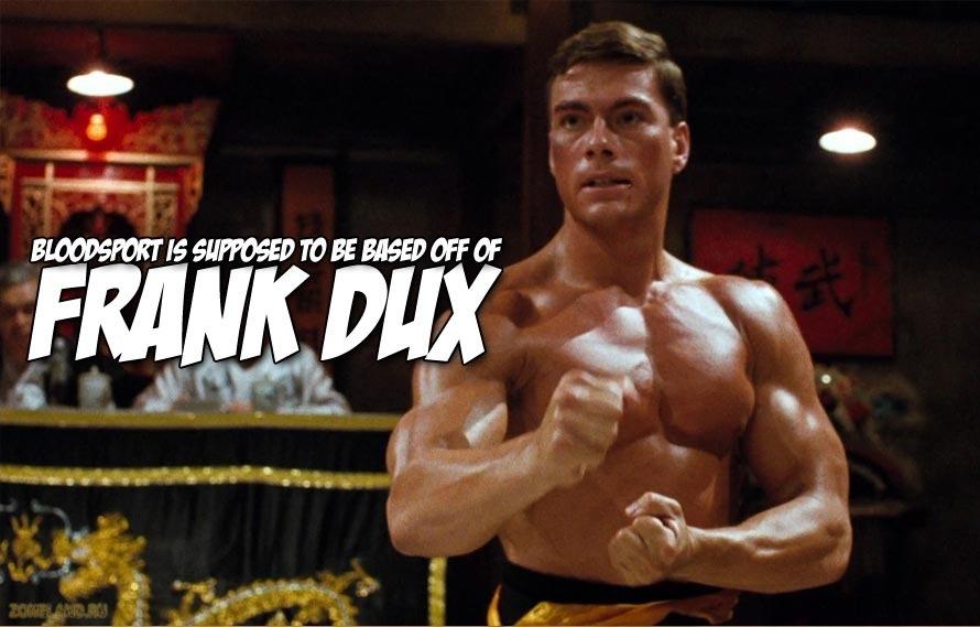 Frank Dux 2014