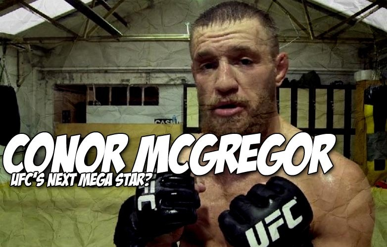 Conor McGregor vs. Diego Brandao Fight This Weekend – Watch the Countdown