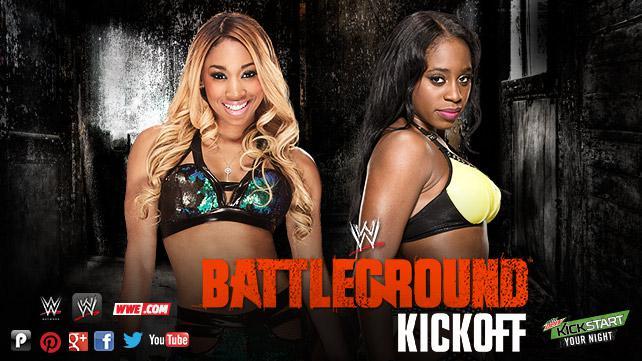 WWE Battleground is Live TONIGHT – Let's Break it Down