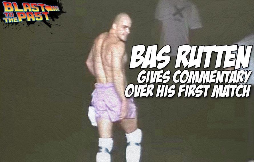 bas rutten workout