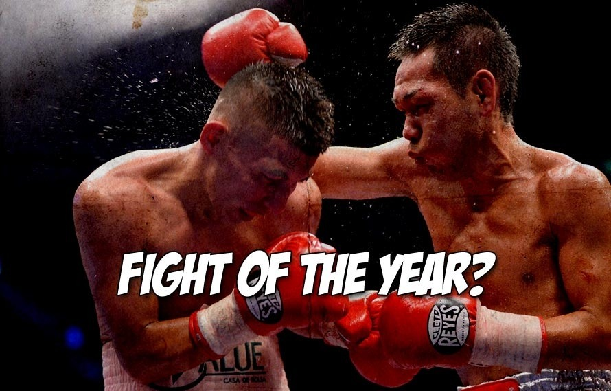 Watch what could be the fight of the year – Francisco Rodriguez Jr vs Katsunari Takayama