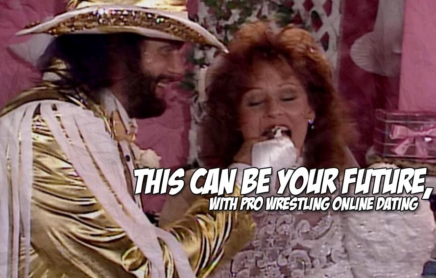 Dating site for wrestling fans