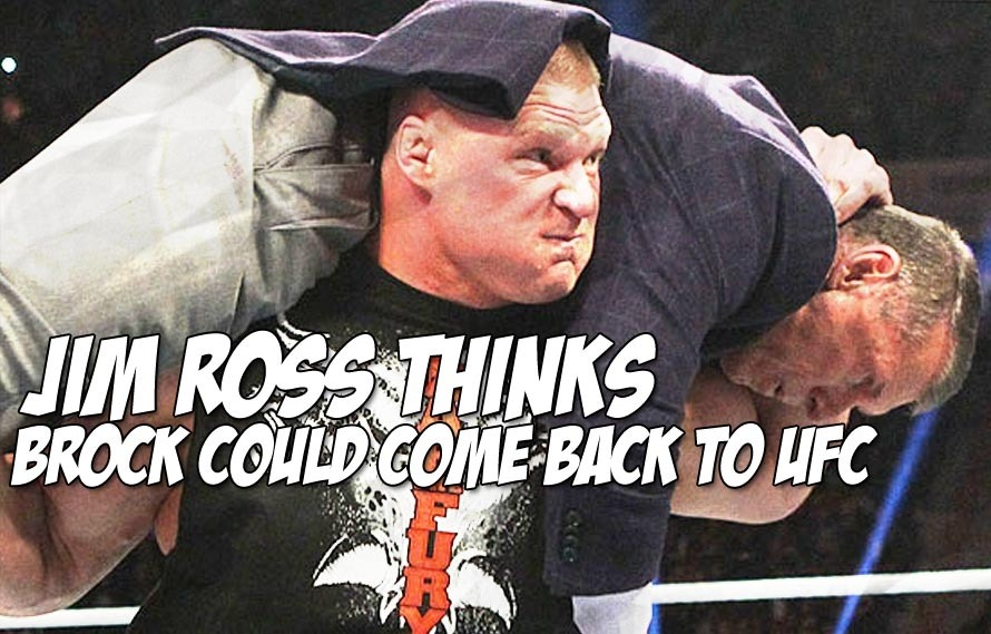 Happy Brocktober! Brock Lesnar return to the Brocktagon rumors begin anew