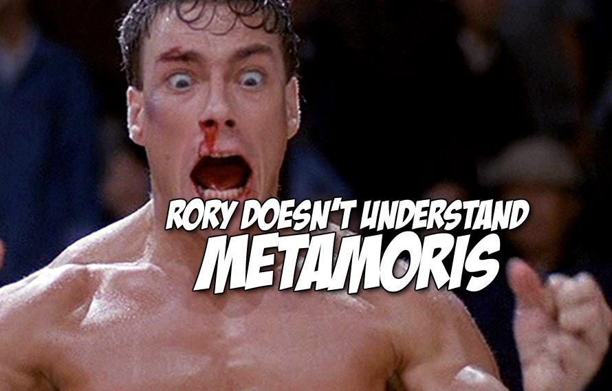 Rory MacDonald Doesn't Understand Human Emotions or Metamoris's Rules