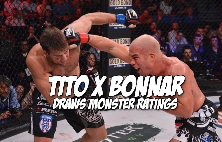 Scott Coker's Vision of MMA Pays Off With Huge Bellator TV Ratings
