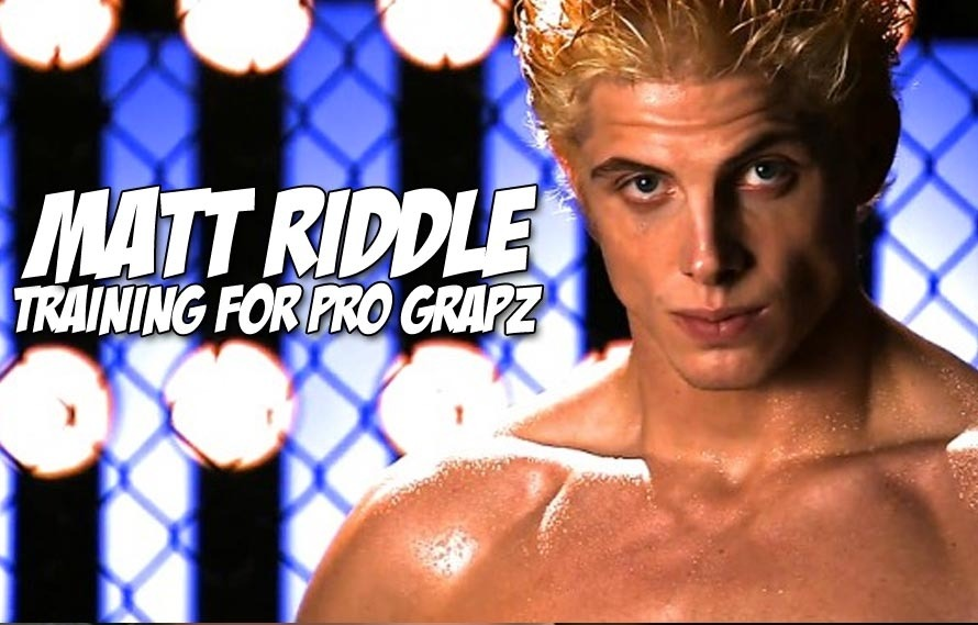 Let's Watch Matt Riddle's First Day of Pro Wrestling