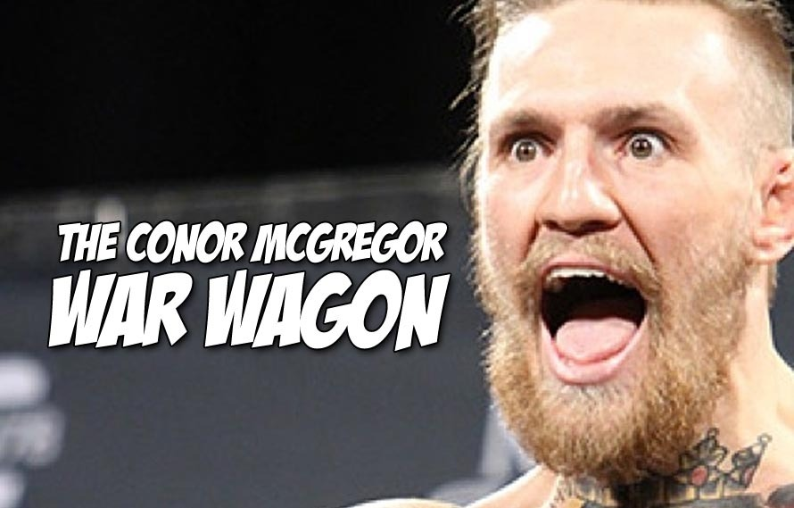This Profile on Conor McGregor is RAWESOME