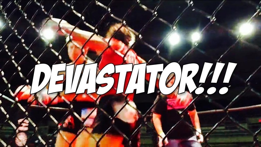 Replay: Best KO of the weekend? Watch Monica Franco win by spinning backfist devastation