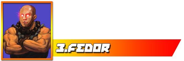 3-FEDOR