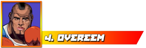 4-OVEREEM