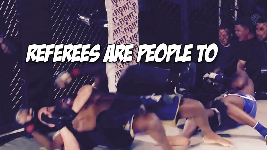 Video: Winslow! Mazzagatti! Peoples! From worst to best the top 10 MMA referees of all time