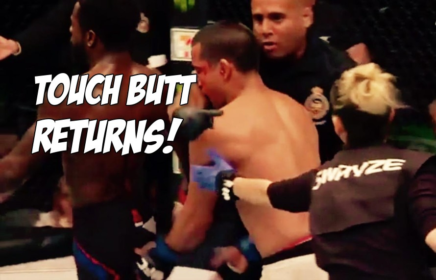 Video: After choking out Chris Beal, Joe Soto slaps him on the ass one, two, eight times!?!
