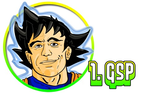 1GSPAsGoku The Top Ten MMA Fighters That Secretly Occupy the Dragon Ball Z Universe