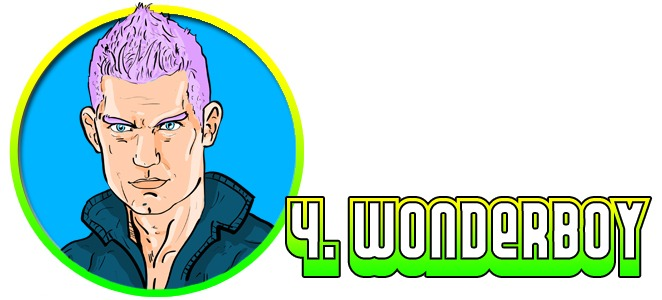 4WonderboyAsTrunks-1 The Top Ten MMA Fighters That Secretly Occupy the Dragon Ball Z Universe