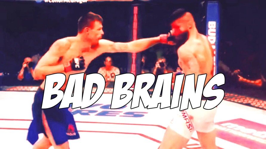 Pic: Sabah Homasi has a huge cut and we can now see his brain tissue thanks to Tim Means