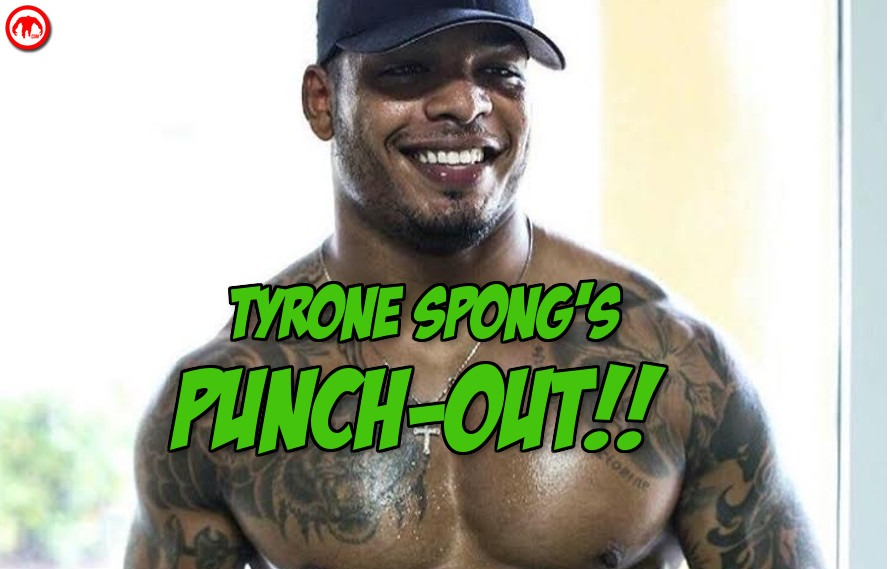 Replay: Tyrone Spong just KO'd his boxing opponent back to 1987 with one brutal punch
