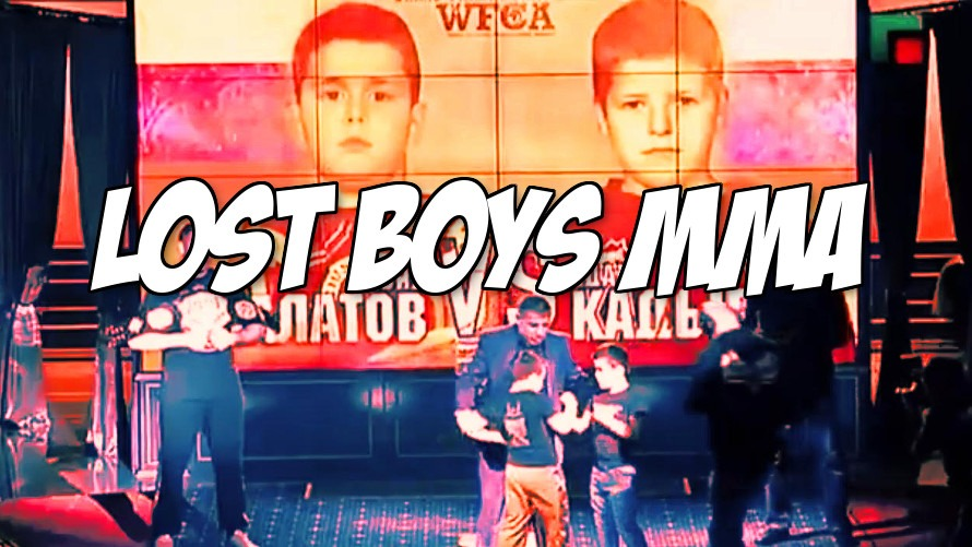 So Chechen Dictator Ramzan Kadyrov had kids knocking out kids at his MMA show, here's the video