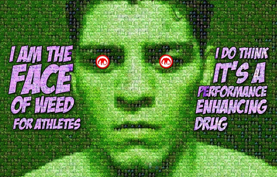 Audio: Nick Diaz Says He's the Face of Weed and Nate Was Smoking Kush Not CBD in Dopest Interview Ever