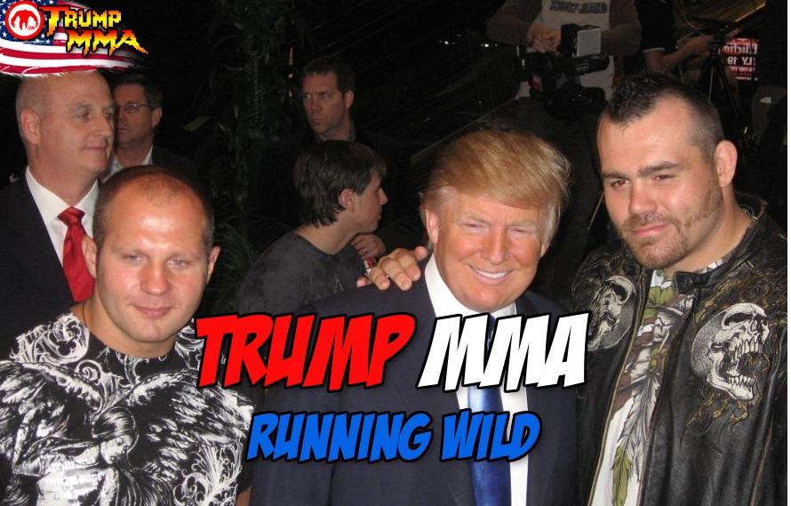 A Lesson in Trump MMA: Here are the top ten MMA Internet reactions to Donald Trump's election win