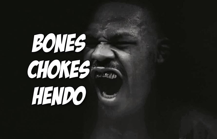 Replay: At Submission Underground 2 Jon Jones goes black belt on Dan Henderson, chokes him out