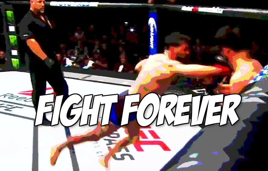 Watch the end of Cub Swanson vs. Dooho Choi FOTY from the view of a Canadian crowd shot video
