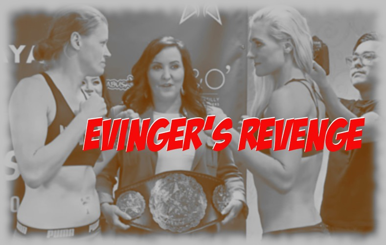 Video: Invicta FC 22 Recap: Tonya Evinger finishes and a horribly late stoppage in the co-main