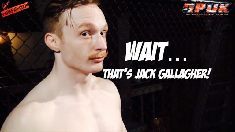 We're still watching this video of WWE's Gentleman Jack ...