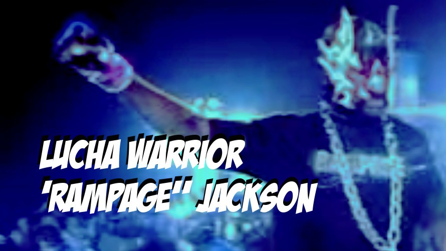 Video: Rampage Jackson is Legend