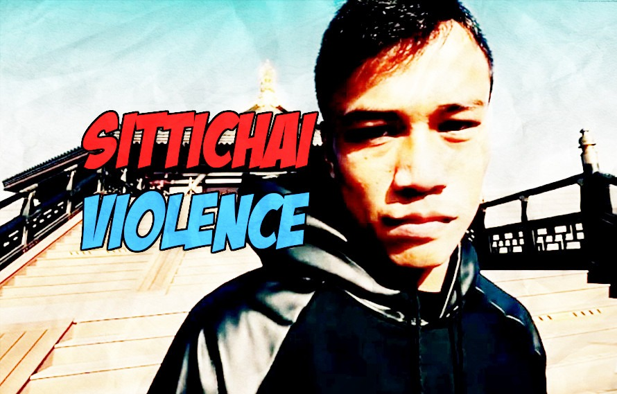 Video: Sittichai Sitsongpeenong fights to save you from a violentless weekend